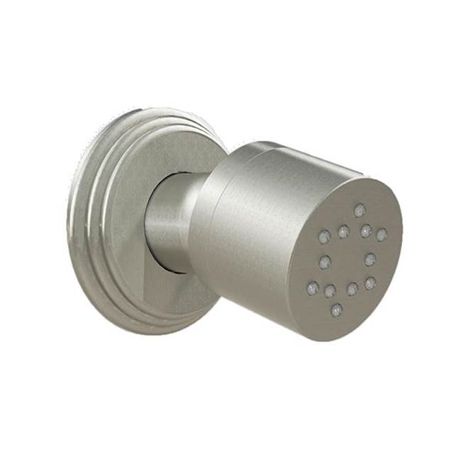 Jaclo S025-PG Select Nebulizing Body Spray S025 Polished Gold