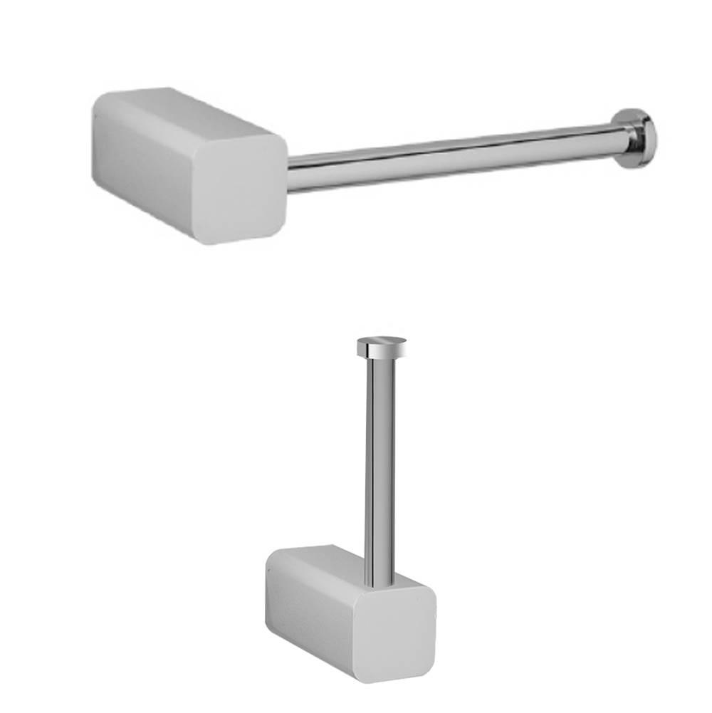 Satin Brass Jaclo 5401-TB-18-SB Cubix Towel Bar 18