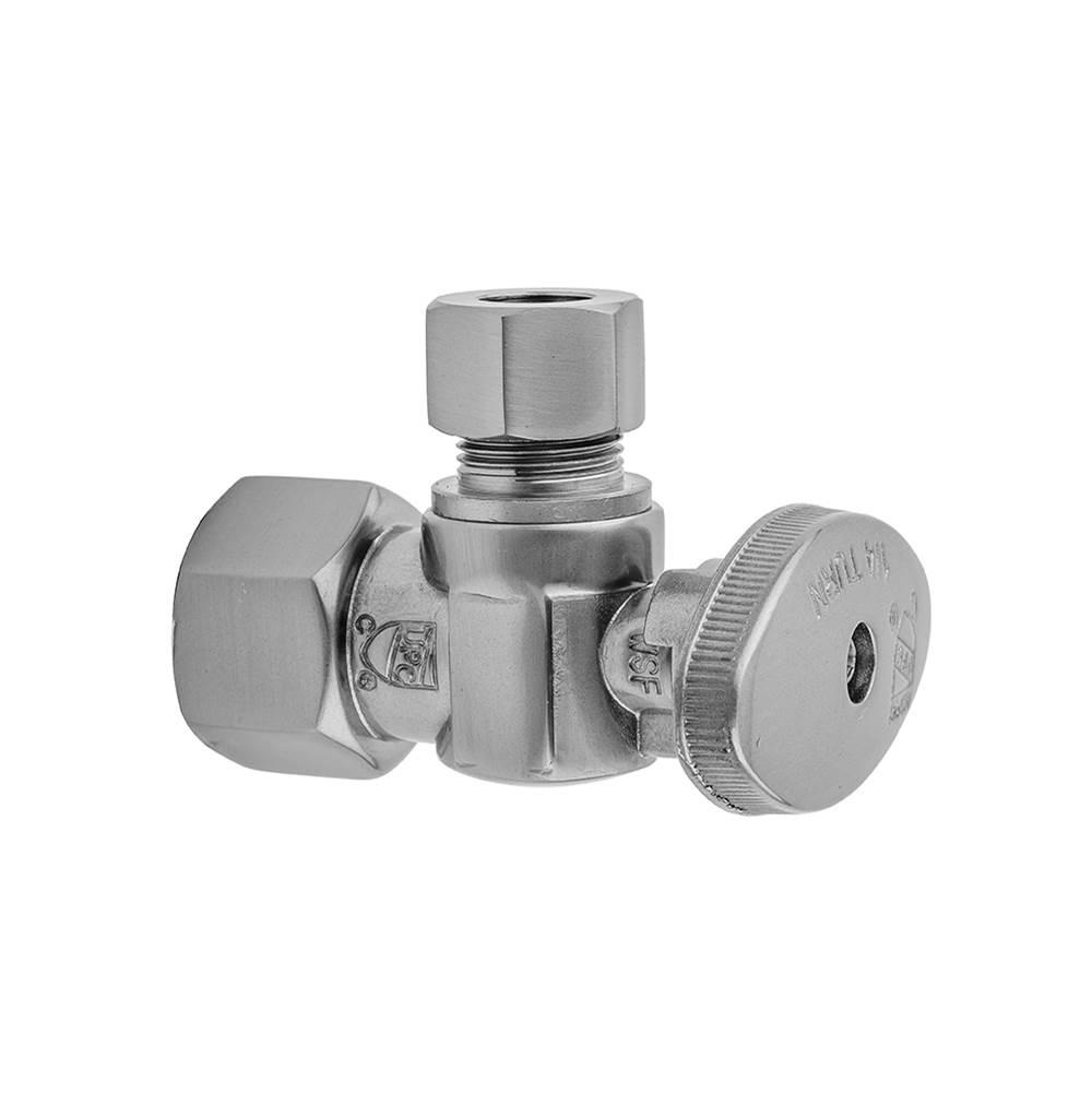 Satin Gold Standard Plumbing Supply Jaclo 629-72-SG 1//2 SWT x 3//8 OD Valve Kit