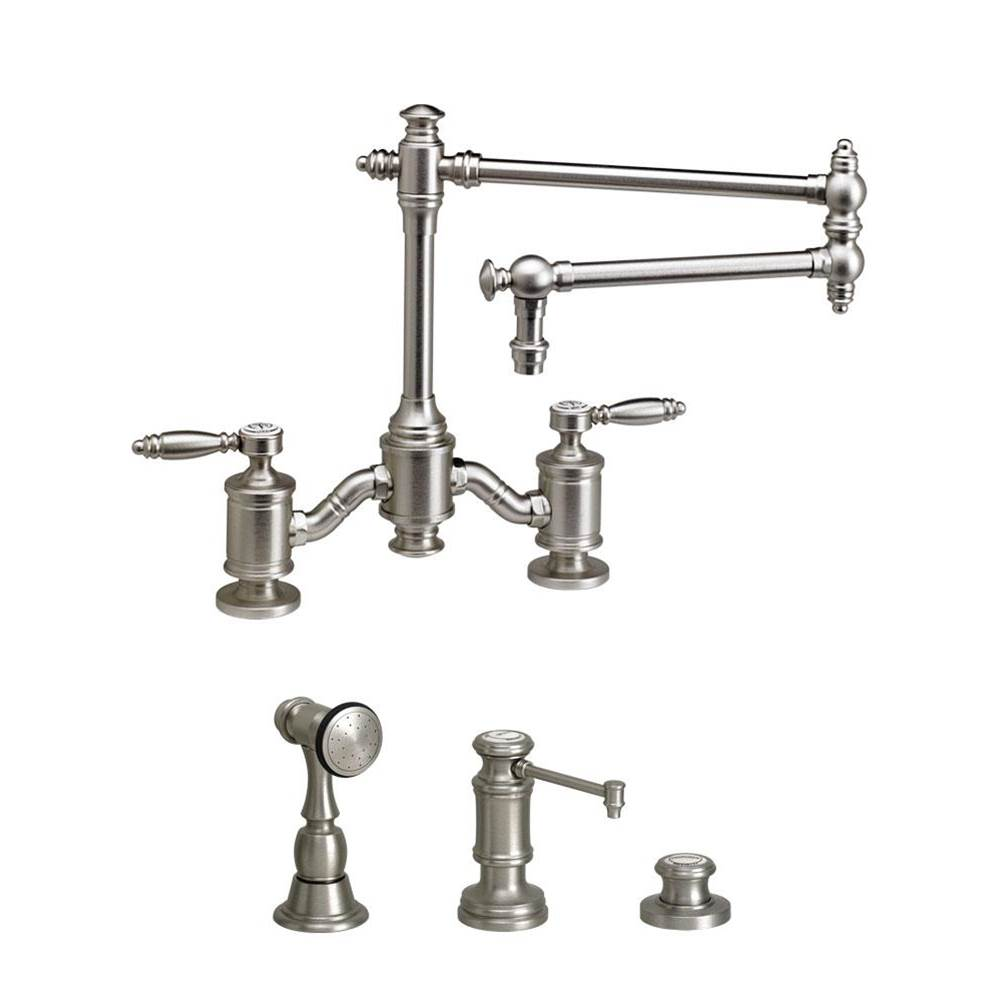 Kitchen Faucets Bridge | Willis Klein